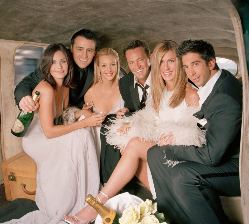 Friends Fans Get First Look At Upcoming Reunion Special And We Couldn't Be Any More Excited | HuffPost UK
