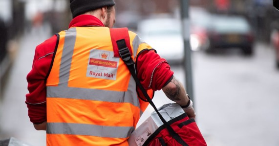 Postal Workers Demand End To Daily Deliveries In Bid To Protect Staff From Coronavirus