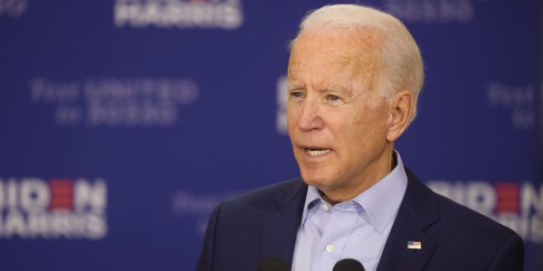Your Company Health Plan Isn't Safe in a Biden Presidency
