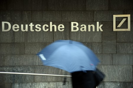 Leaked U.S. government files suggest Deutsche Bank tops list of suspicious transactions