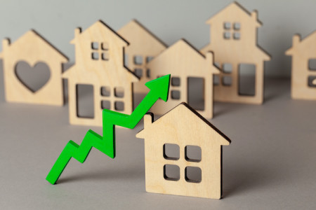 Home Equity Jumps, Relieving Properties from Negative Equity