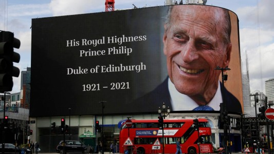 Prince Philip: What does it mean to be in a period of national mourning? | UK News | Sky News