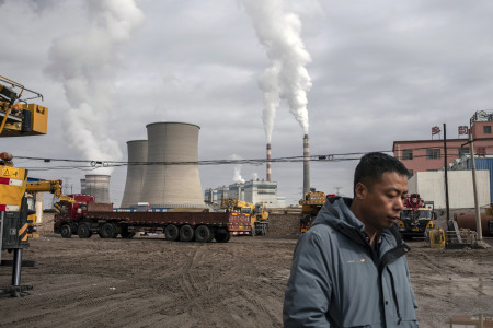 China's greenhouse gas emissions exceed U.S., developed world: Report