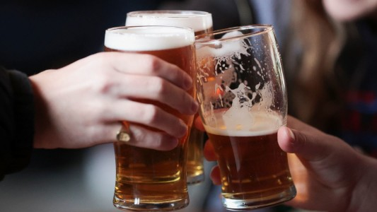 COVID-19: Indoor pints and hugs with family - Boris Johnson confirms new lockdown easing in England from 17 May | Politics News | Sky News