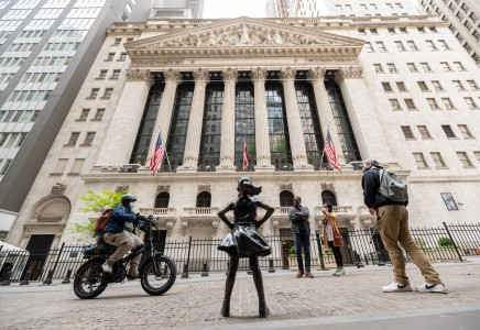 Stock market news live updates: Stock futures drift higher ahead of Fed decision