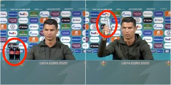 Coca-Cola lost $4 billion in market value after soccer star Cristiano Ronaldo suggested people should drink water instead   Markets Insider