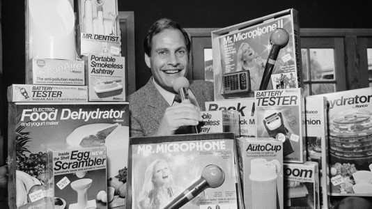 Opinion: Remembering Ron Popeil, the visionary who helped America see the drama in shopping - MarketWatch