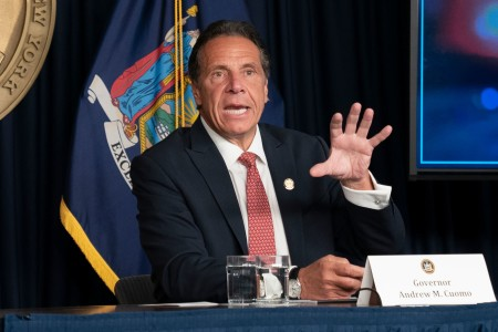 NY Gov. Andrew Cuomo sexually harassed multiple women, Attorney General James says